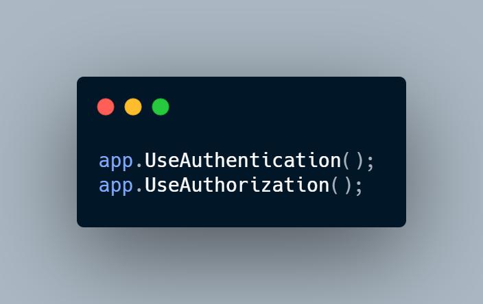 Needed For Configure() Method